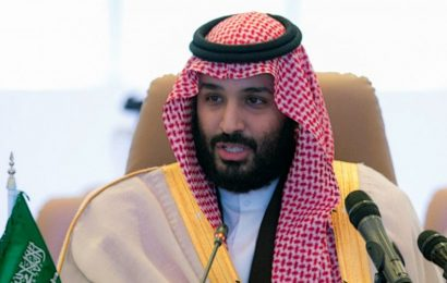Saudi Crown Prince Says Islamic Military Counter Terrorism Coalition Will Eradicate Terrorism