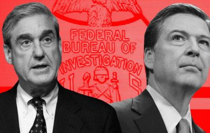 Today's FBI: The Fake Bureau of Investigation
