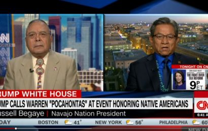 An Open Letter to Navajo Nation President, Russell Begaye