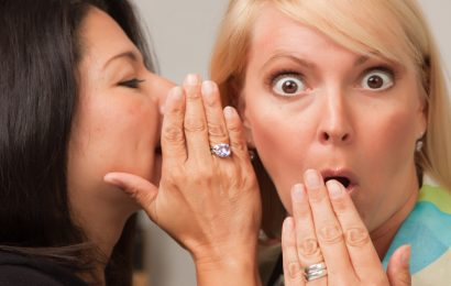 Scandal and Allegation: Is It News or Just Gossip?