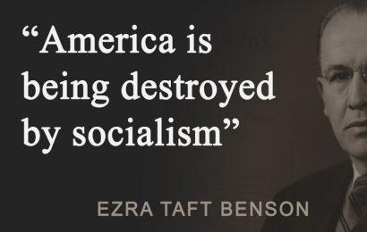 How Socialism Has Been Ruining America