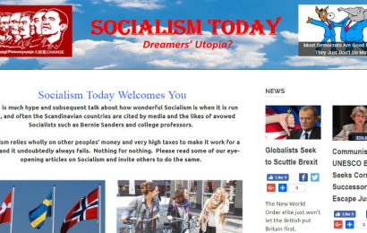 Introducing SocialismToday.info