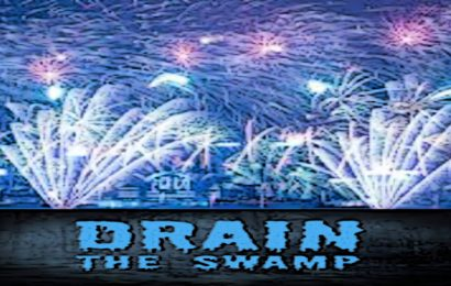 My Happy New Year Wish: 'Drain the Swamp'