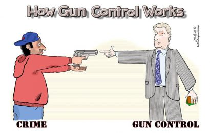 The Great Gun Control Debate Rages