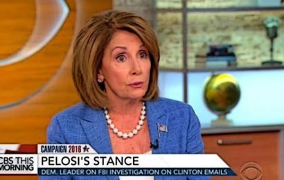 Outsiders vs. Insiders: Pelosi, Bernie & Hillary will send voters sprinting to the GOP in 2018