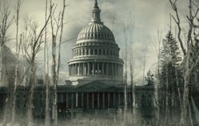 Obama's Bunker Festers in The Swamp