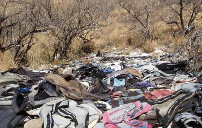 Congress explores environmental destruction caused by illegal border crossings
