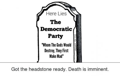 Trump Killed the Democrat Party