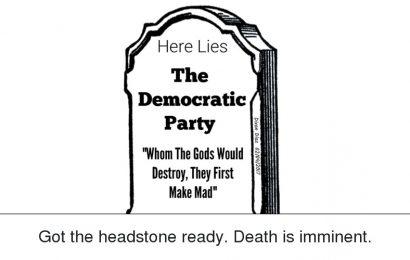 Trump Killed the Democrat Party
