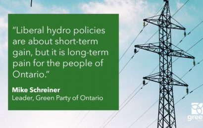 Links for 'Eye-Opening' Info on Ontario's Hydro One You Should Know BEFORE they Own Avista!