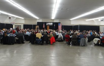 Report and Photos from the 5th Annual NWPOA Dinner