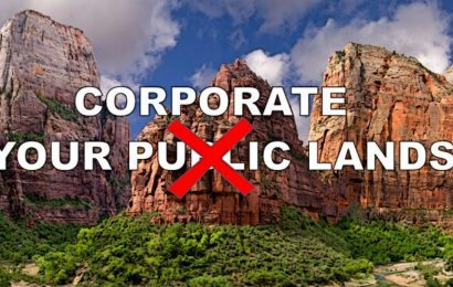 Corporate giants buying big influence over national parks, monuments