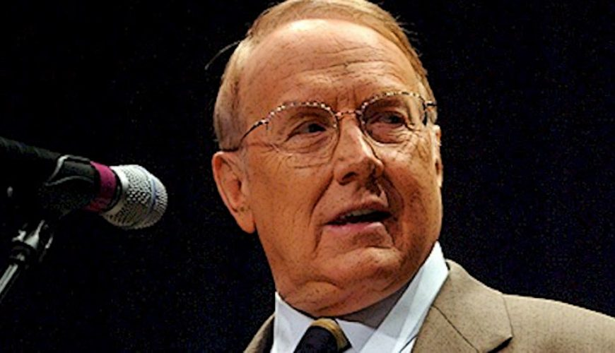 'Betrayal': James Dobson Unloads On Republicans