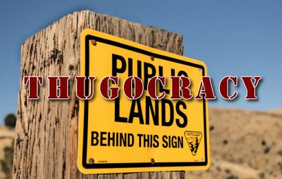 BLM's thugocracy lives on in William Woody and Salvatore Lauro