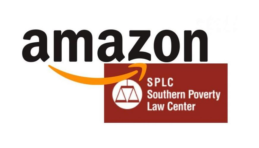 Amazon Uses SPLC Hate Mongers to Target Christian/conservative Charities