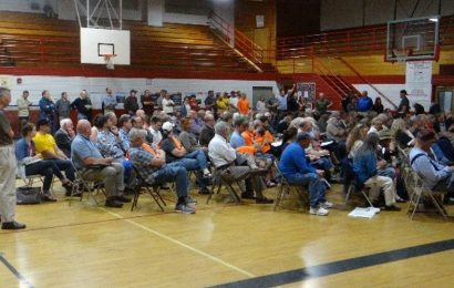 BNSF's 'Sandpoint Junction Connector Project' Hearings Are Well Attended and Upbeat