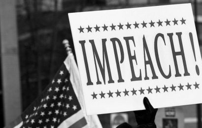 It's Time to Impeach the President