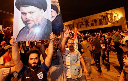 Anti-American Cleric Slated to Win Iraqi Election