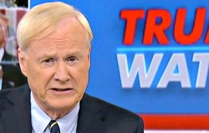 Chris Matthews' false idea of equality