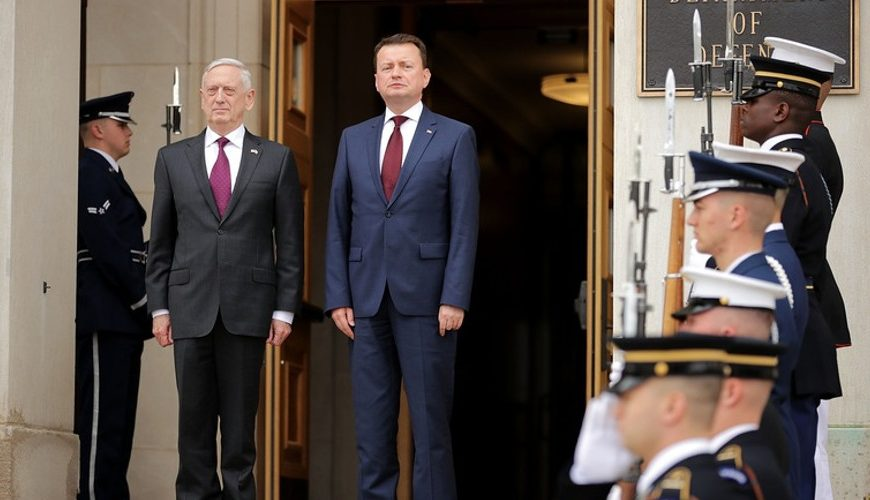 Poland Offers to Pay $2 Billion for Permanent U.S. Troop Presence