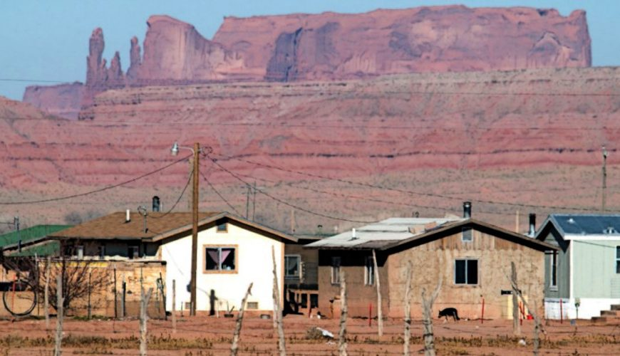 Federal Reservation System perpetuates racial strife, unwilling slavery
