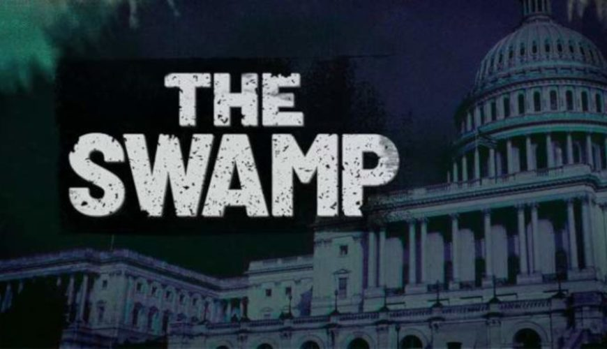 In 'The Swamp,' Fearless Reps Expose the Corruption on Capitol Hill
