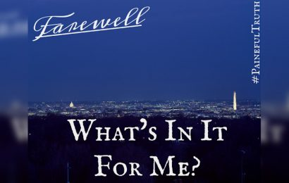 What's in It for Me? – George Washington's Farewell Address