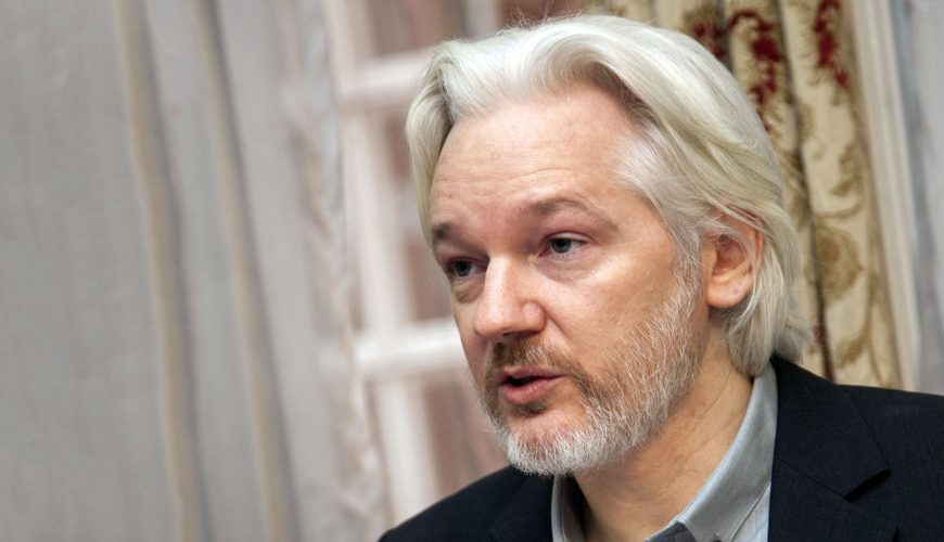 Assange: Today's Generation Last to be Free; Technology May End Civilization
