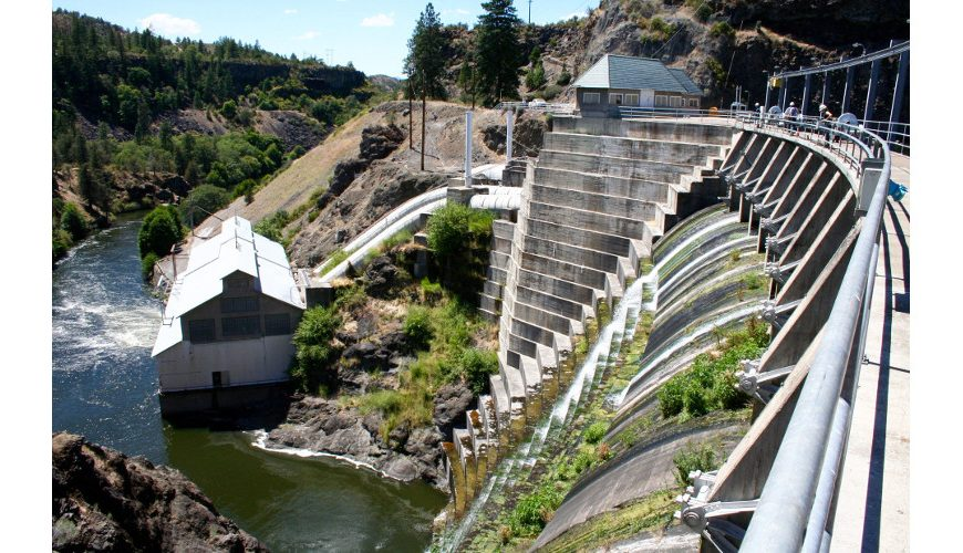 Bids for dam removal out to contractors