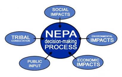 NEPA Coordination Process Justified for Avista Sale