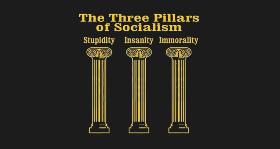 Three Pillars of Socialism