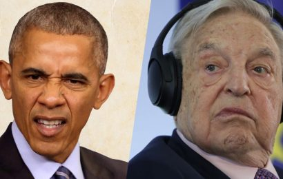 The Obama/Soros machine beats Trump