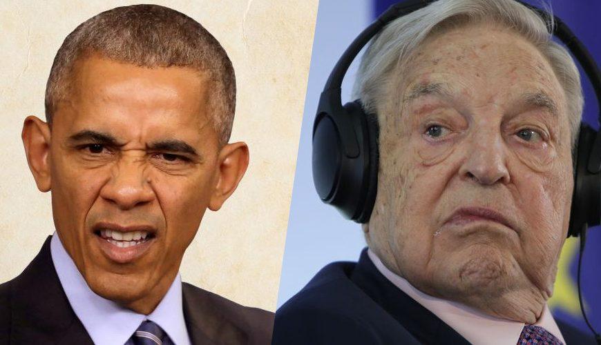 The Obama/Soros machine beats Trump