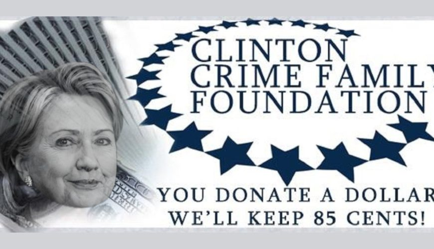 Clinton Foundation CFO: 'I Know Where All the Bodies Are Buried'