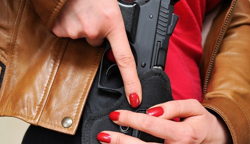 Take Action to Pass Concealed Carry Reciprocity!