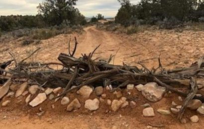 Utah BLM employee helps radical enviros construct illegal road barricades