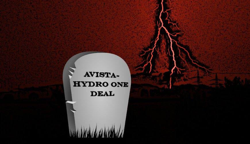 PRESS RELEASE: Idaho Regulators deny Avista-Hydro One deal