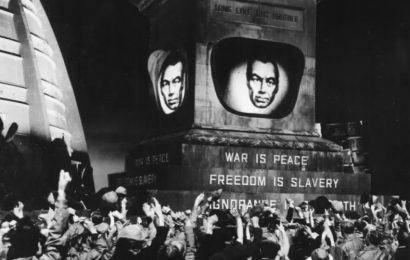 Is this an Orwellian Nightmare?