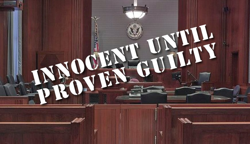 """Marsy's Law Tramples """"Innocent Until Proven Guilty"""" Underfoot"""