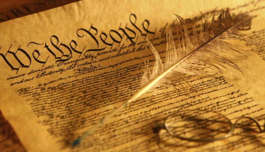 We must restore our Constitutional Republic