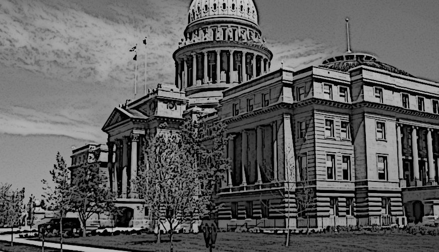 Liberal Creep by Osmosis in Idaho