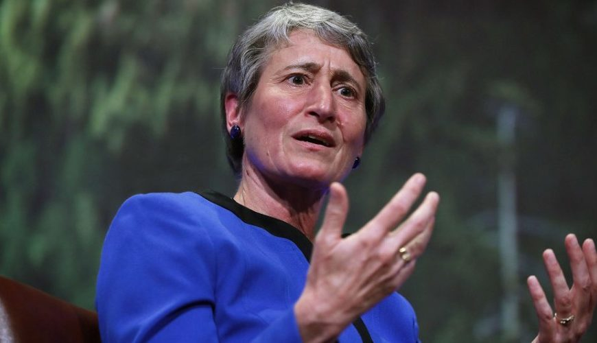 Former Interior Secretary Sally Jewell Unwelcome in the Gem State