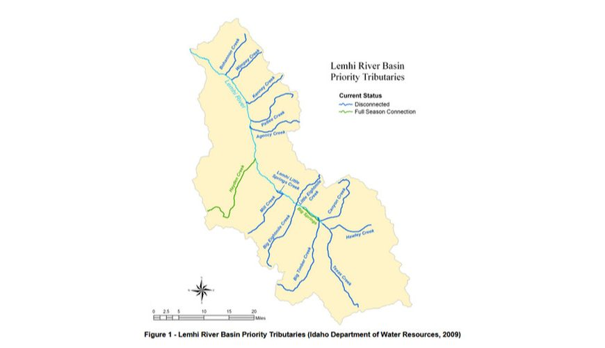 Control Over Idaho Water (Part 2)