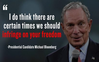 Will Billionaire Bloomberg be the Democratic Presidential Nominee?