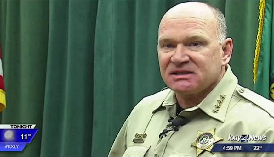 When a Constitutional Sheriff becomes Judge and Jury