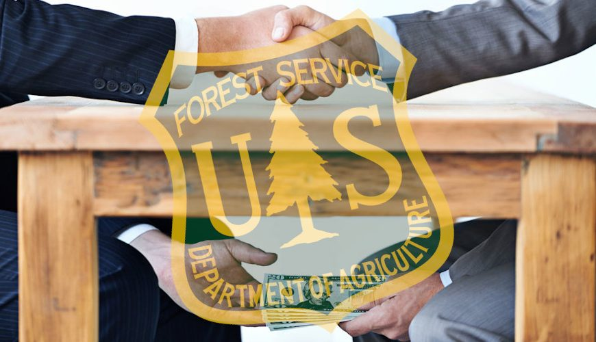 How the USFS Wastes Your Tax Dollar