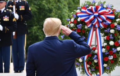 What has Trump Done for The Military?