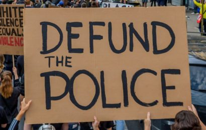 Defund the Police?