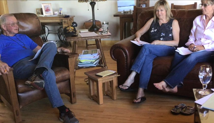 Interview with Dr. Vicki Wooll and Adams County Commissioner Viki Purdy