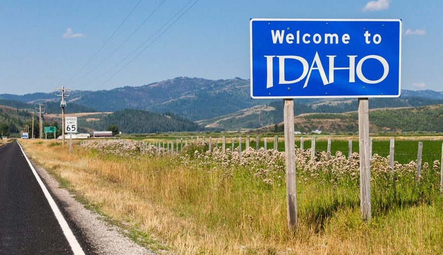A Message to Idaho Citizens